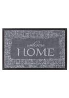 ASTRA Schmutzfangmatte - Homelike Welcome Home - Grau