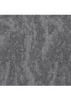 Quadratische Teppichfliese Quartz (Anthrazit)