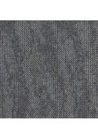 Quadratische Teppichfliese Quartz (Blau)