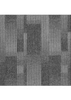 Schlingen Teppichfliese - Impression (Dunkelgrau)