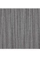 Schlingen Teppichfliese Lineations (Grau)