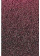 Designer Schlingenteppich Twinset Uni Loop - Bordeaux