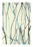 Designerteppich Estella Drip 878104 - Blau