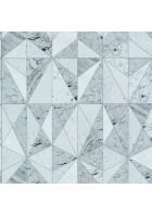 Caselio - Marmor Tapete - MATERIAL MARBRE MATE69590090 (Weiß)