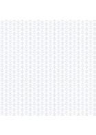 Caselio - Retro Tapete - SMILE FLOWER POWER SMIL69789214 (Eisgrau)