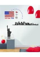 LIFE - Sticker: Big Apple - LIF59803015