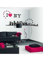 LIFE - Sticker: Big Apple XXL - LIF63185050