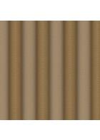 Colani Legend Tapete - versetzte Wellen (Braun)