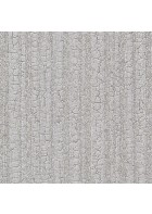 design id edle Vliestapete Alpha AL1003-3 - Streifen (Silber)