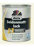 2in1 Seidenmattlack - RAL 9001