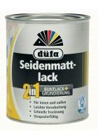 2in1 Seidenmattlack - RAL 9010