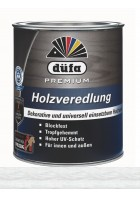 Holzlasur - Premium Holzveredlung - Weiß