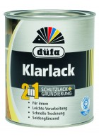 Klarlack 750 ml - Transparent