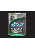 Metallschutzlack 3in1 - Schwarz matt