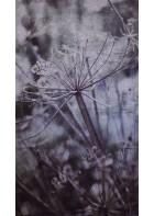 Eijffinger Fototapete Lino 379106 - Acanthus (Blau)