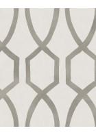 Eijffinger Mustertapete Stripes+ 377042 (Beigegrau)