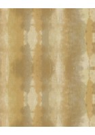 Eijffinger Streifentapete Stripes+ 377080 - Textiloptik (Beige)
