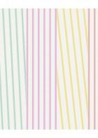 Eijffinger Streifentapete Stripes+ 377123 (Pastell)