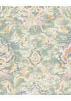 Eijffinger Sundari Vliestapete 375110 - Ornament Optik (Pastellgrün)