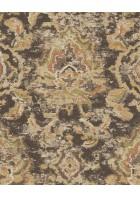 Eijffinger Sundari Vliestapete 375114 - Ornament Optik (Taupe)
