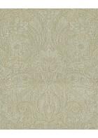 Eijffinger Sundari Vliestapete 375122 - Ornament (Pastellgrün)