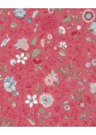 Eijffinger Tapete PIP 4 375004 - Spring to Life (Rot)