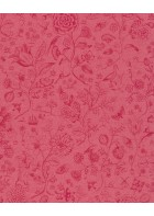 Eijffinger Tapete PIP 4 375013 - Spring to Life Two Tone (Rot)