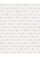 Eijffinger Tapete PIP 4 375030 - Lady Bug (Weiß)