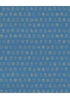 Eijffinger Tapete PIP 4 375036 - Lady Bug (Türkis)