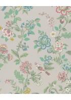 Eijffinger Tapete PIP 4 375060 - Botanical Print (Sand)