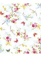 Eijffinger Tapete PIP 4 375070 - Chinese Rose (Weiß)