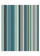 Eijffinger Tapete Stripes+ 377112 - strukturierte Streifen (Grün)