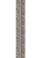 Eijffinger Tapeten Panel Masterpiece 358115 - Frame (Silber)