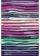 Eijffinger Tapeten Panel Stripes+ 377216 AQUASTRIPE (Lila)