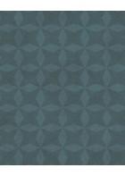 Eijffinger Vliestapete Lino 379023 - 3D Optik (Blau)