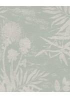 Eijffinger Vliestapete Lino 379032 - Farnwiese (Pastellgrün)
