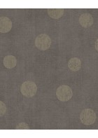 Eijffinger Vliestapete Lino 379043 - Punkte (Braun)