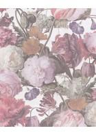 Eijffinger Vliestapete Masterpiece 358006 - Blumen Gemälde (Blass)