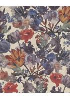 Eijffinger Vliestapete Masterpiece 358011 - Blumen Stillleben (Creme)