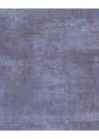 Eijffinger Vliestapete Reunited 372581 - Leinenoptik (Blau)