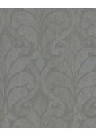 Eijffinger Vliestapete Siroc 376001 - Blätter Motiv (Grau)
