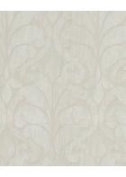 Eijffinger Vliestapete Siroc 376004 - Blätter Motiv (Vanille)