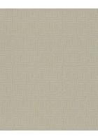 Eijffinger Vliestapete Siroc 376064 - Labyrinth Optik (Karamell)