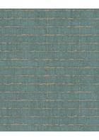 Eijffinger Vliestapete Siroc 376071 - Lehmwand Optik (Türkis)