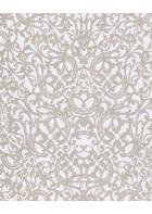 Eijffinger Vliestapete Stature 382500 - Barock Ornament (Weiß)