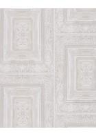 Eijffinger Vliestapete Stature 382520 - Stuckwand (Weiß)