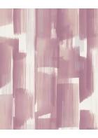 Eijffinger Vliestapete Stripes+ 377004 - breite Pinselstriche (Rosa)
