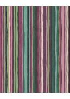 Eijffinger Vliestapete Stripes+ 377014 - dünne Pinselstriche (Bunt/Grün)