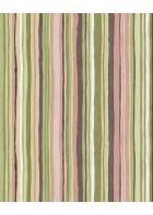 Eijffinger Vliestapete Stripes+ 377015 - dünne Pinselstriche (Bunt/Rosa)