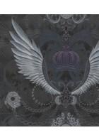 3er Set der Glööckler Imperial 54454 - Adlerschwingen (Ruß)